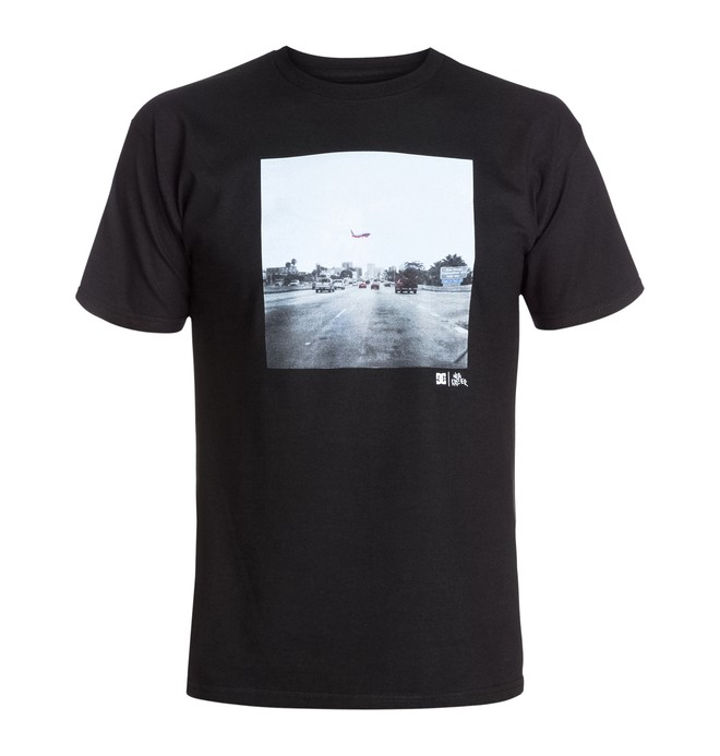 0 Flight Tee  ADYZT03007 DC Shoes