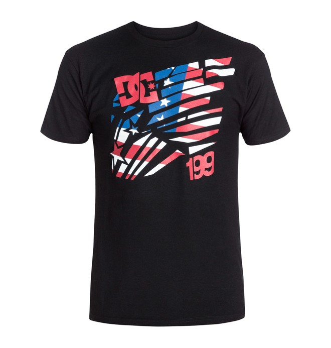 0 TP American Tee  ADYZT03026 DC Shoes