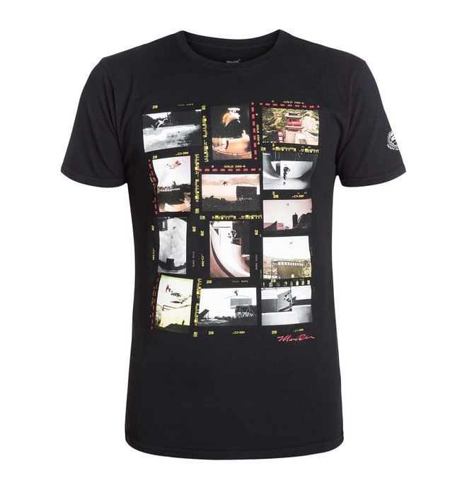 0 Danny 20 Tee  ADYZT03031 DC Shoes