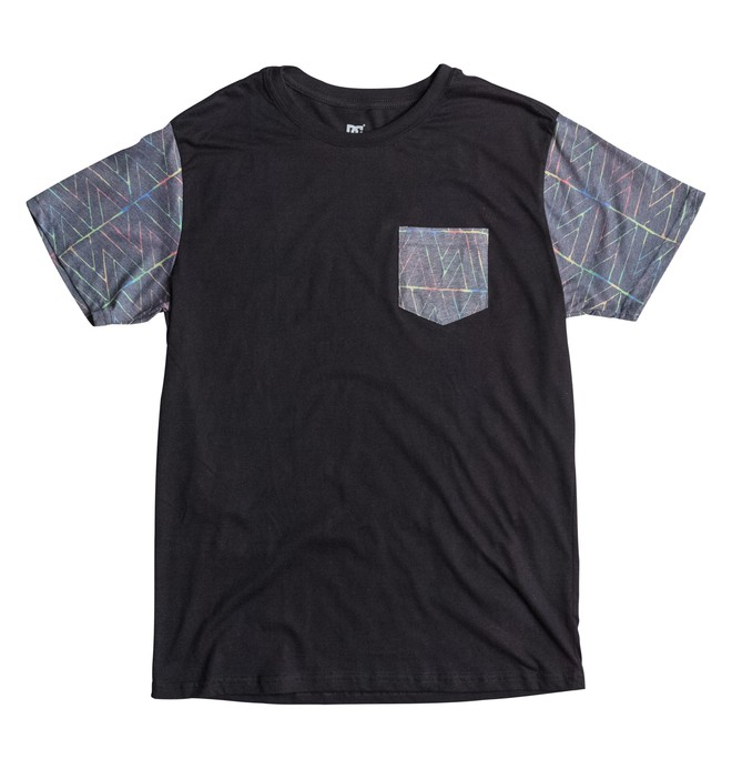 0 Men's Omega Tee  ADYZT03037 DC Shoes
