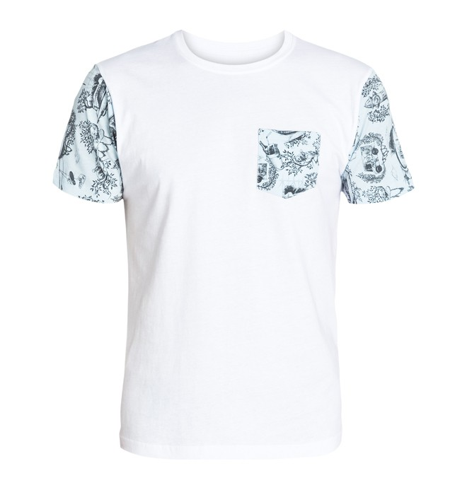 0 Toile Tee  ADYZT03042 DC Shoes