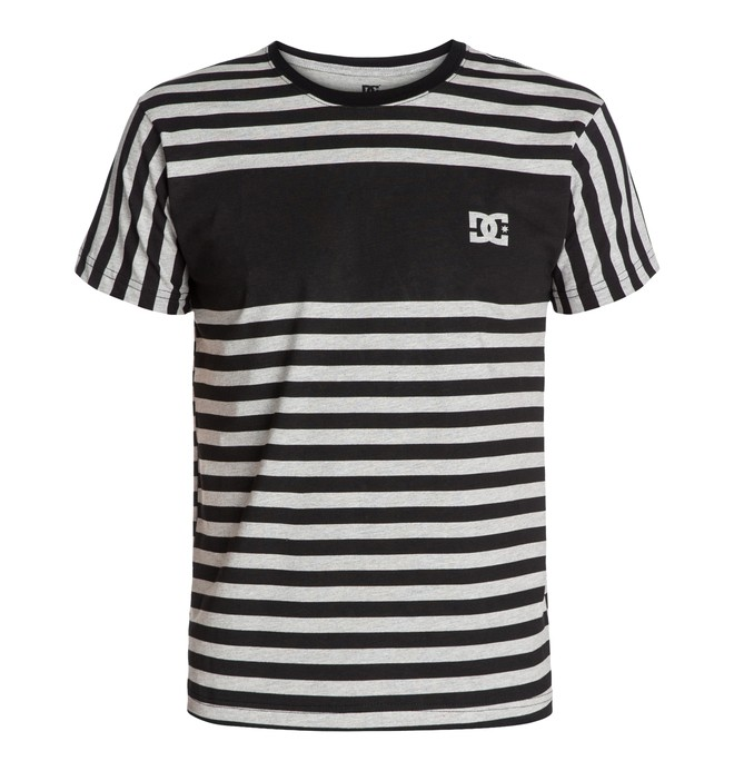 0 Men's Crooked SS Tee  ADYZT03076 DC Shoes
