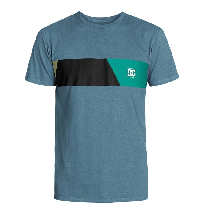 0 Men's Triangle Stripes SS Tee  ADYZT03083 DC Shoes
