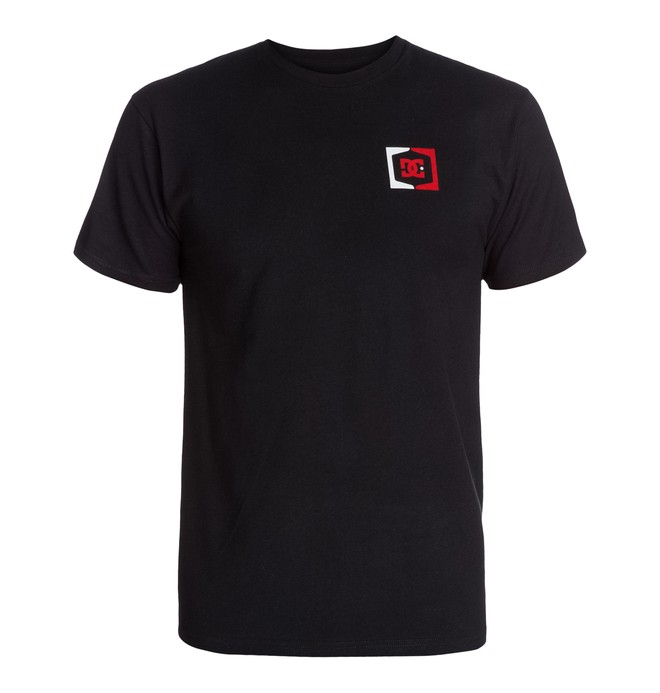 0 Men's Cajon SS Tee  ADYZT03095 DC Shoes