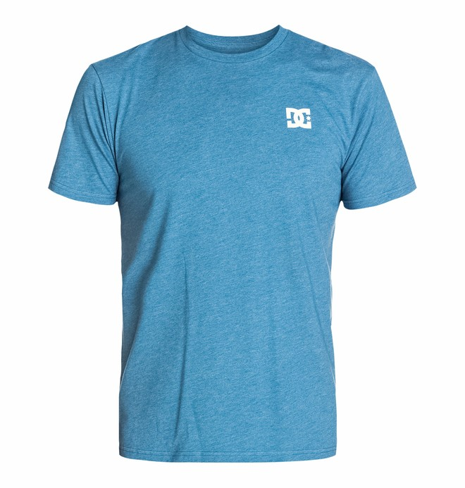 0 Men's DC Solo Star Tee  ADYZT03143 DC Shoes
