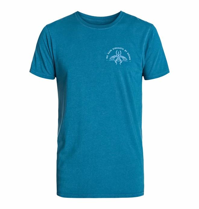 0 Camiseta Mikey Beetle - Hombre  ADYZT03151 DC Shoes