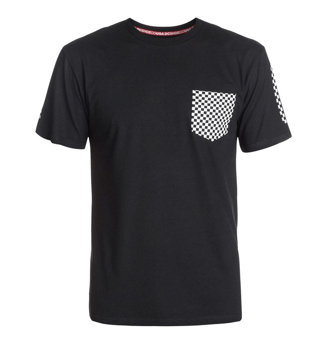 0 Men's Czech Tee  ADYZT03264 DC Shoes
