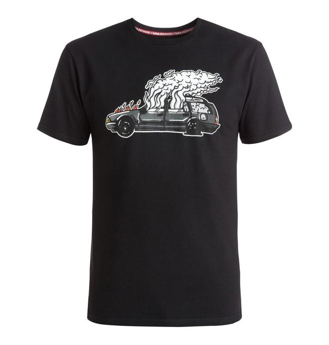 0 Camiseta Wes Car - hombre  ADYZT03401 DC Shoes