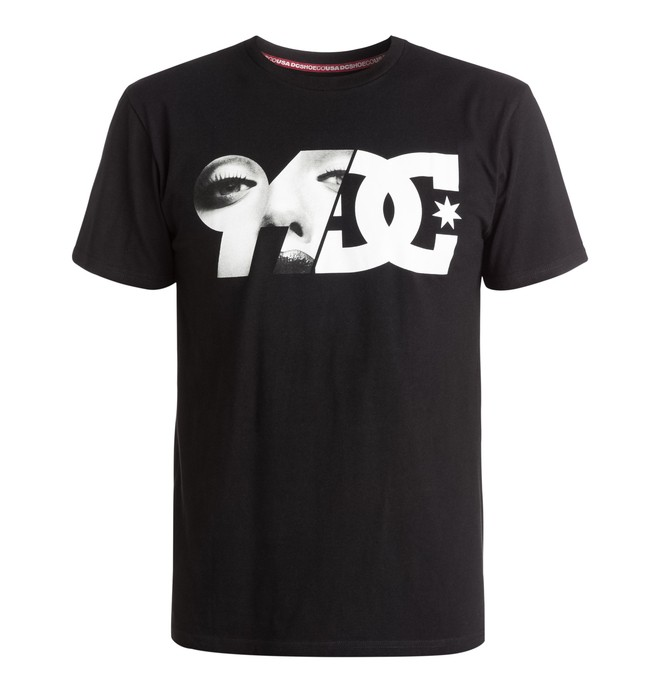 0 Men's Blickline Tee  ADYZT03405 DC Shoes