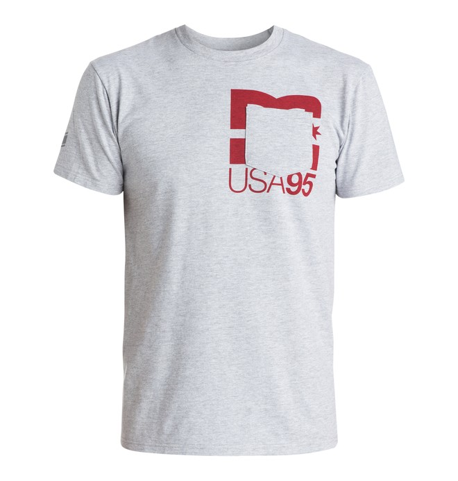 0 RD Underpocket - T-shirt  ADYZT03437 DC Shoes