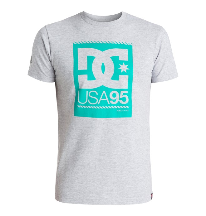 0 RD Tab - T-shirt  ADYZT03439 DC Shoes