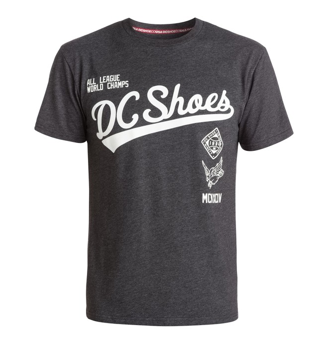 0 Camiseta Pitcher - hombre  ADYZT03467 DC Shoes