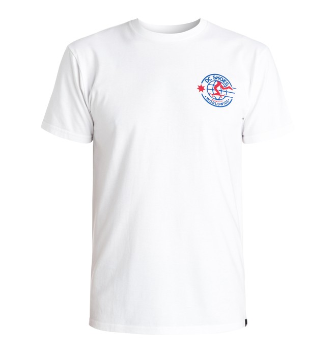0 Men's Global Tee  ADYZT03496 DC Shoes