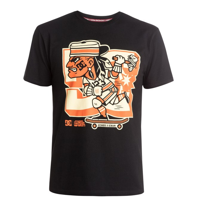 0 123Klan Chief - Camiseta  ADYZT03599 DC Shoes