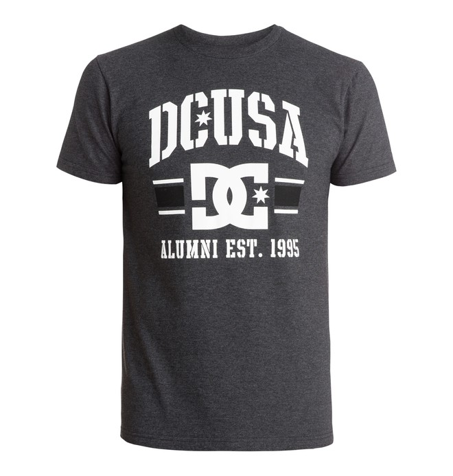 0 Men's RD Alumni Tee  ADYZT03603 DC Shoes