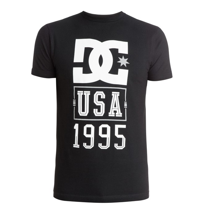 0 RD USA 95 - T-shirt  ADYZT03608 DC Shoes