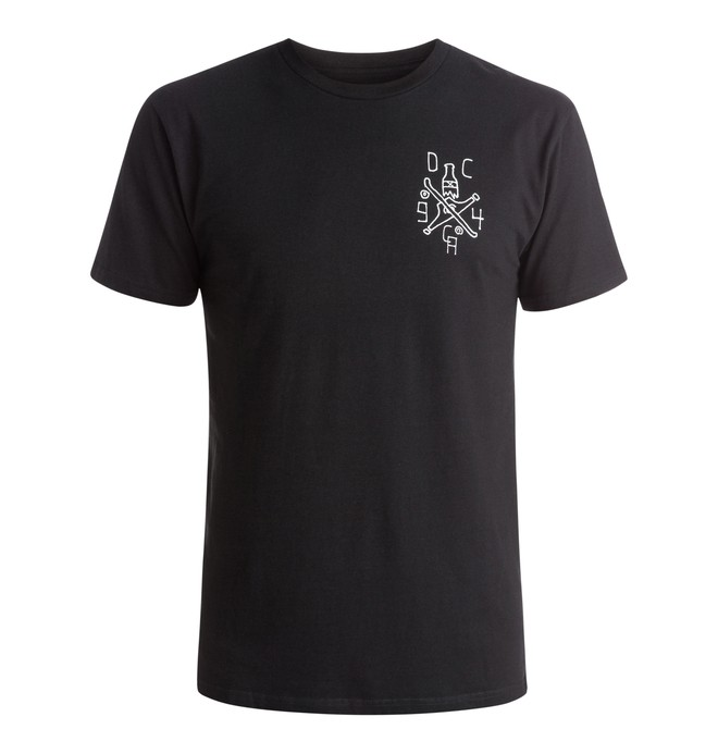 0 Men's Truck Bottle Tee  ADYZT03784 DC Shoes