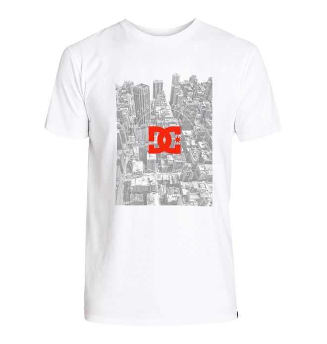 0 Men's New Scape Tee  ADYZT03801 DC Shoes