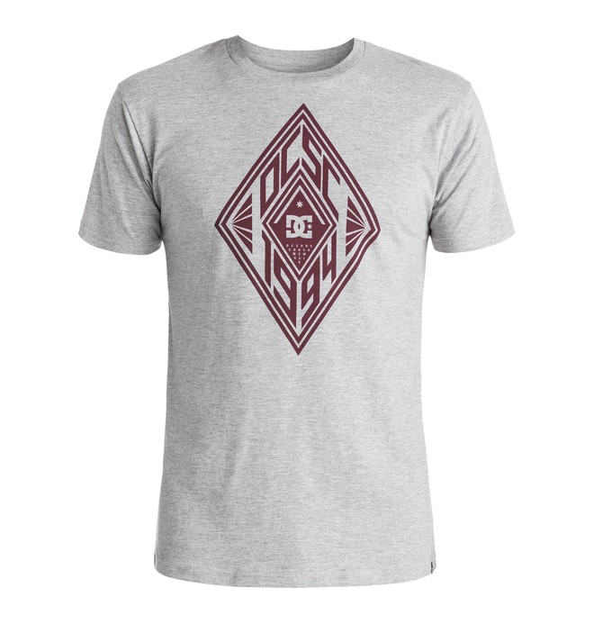0 Men's Founded Tee  ADYZT03855 DC Shoes