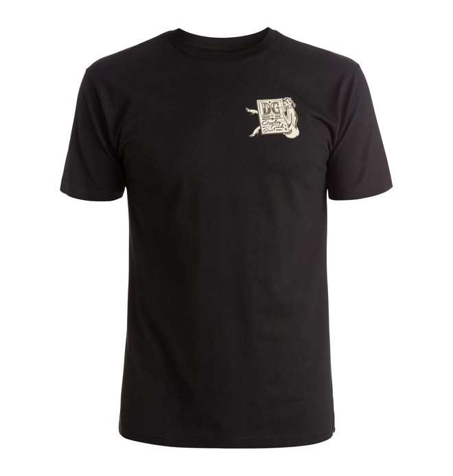 0 Men's Strictly Tee  ADYZT03856 DC Shoes