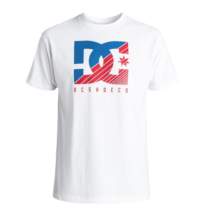 0 Men's Star Lines Tee  ADYZT03883 DC Shoes