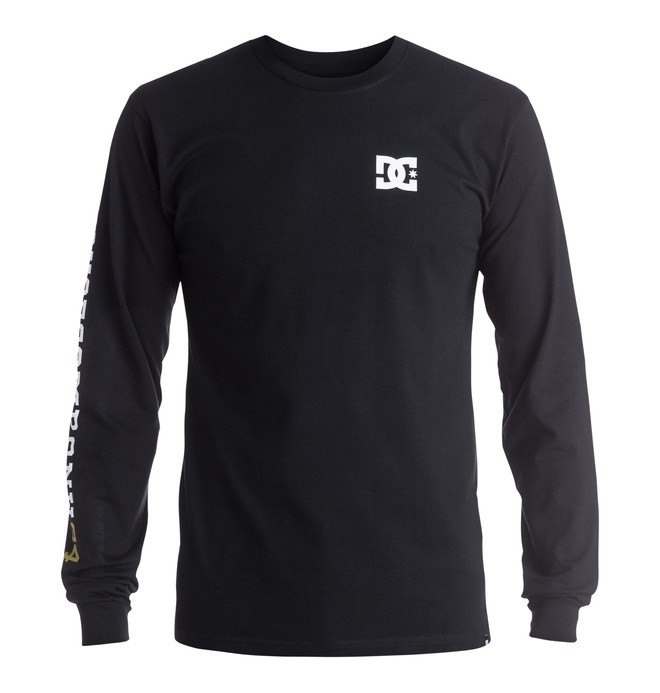 0 Men's DC Awarded 94 Long Sleeve Tee  ADYZT03903 DC Shoes