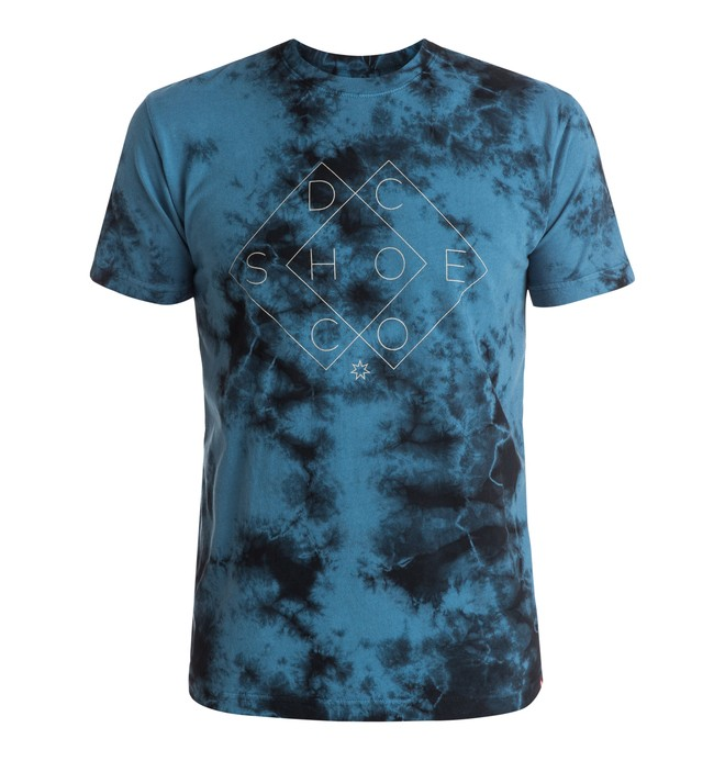 0 Men's Flat Section Tee  ADYZT03922 DC Shoes
