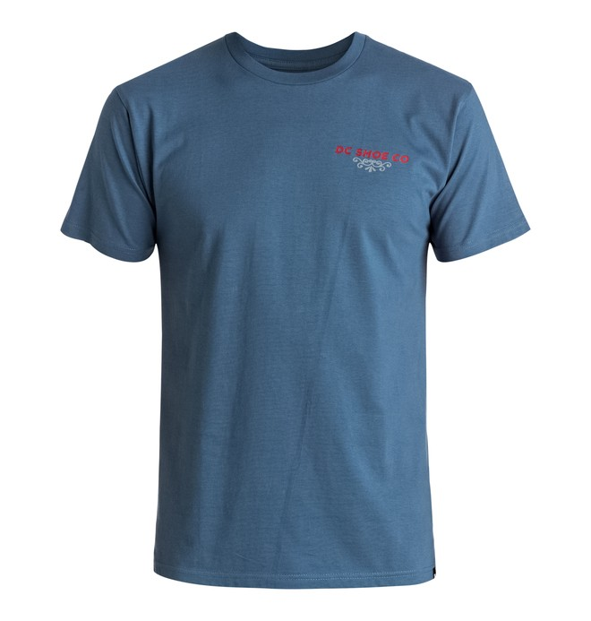 0 Men's Bottoms Up Tee  ADYZT03924 DC Shoes