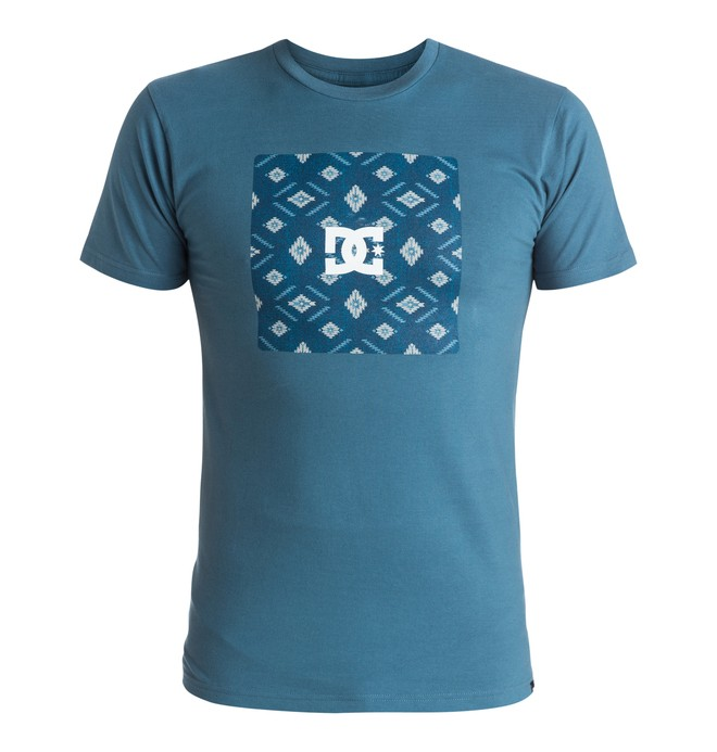 0 Men's The Box Tee  ADYZT03928 DC Shoes