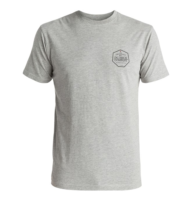 0 Men's 7 Strikes Tee  ADYZT03931 DC Shoes