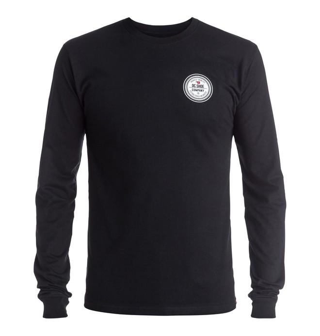 0 Hombres Camiseta de Manga Larga Circular Seal  ADYZT03934 DC Shoes