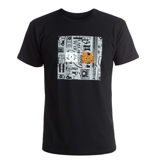 0 Men's DC X Blabac Tee  ADYZT03957 DC Shoes