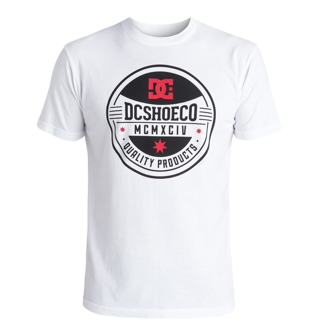0 Men's Maple Seal Tee  ADYZT03966 DC Shoes
