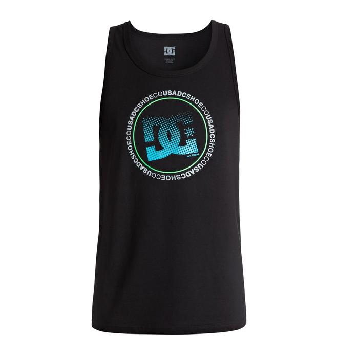 0 Hombres Camiseta Tipo Tank Way Back Circle  ADYZT03995 DC Shoes