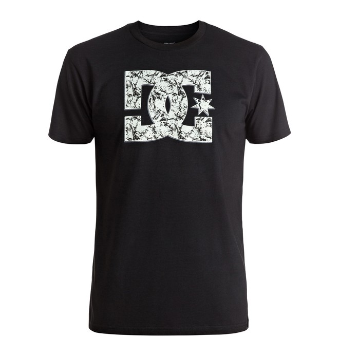 0 Hombres Camiseta  Storm Star  ADYZT04020 DC Shoes