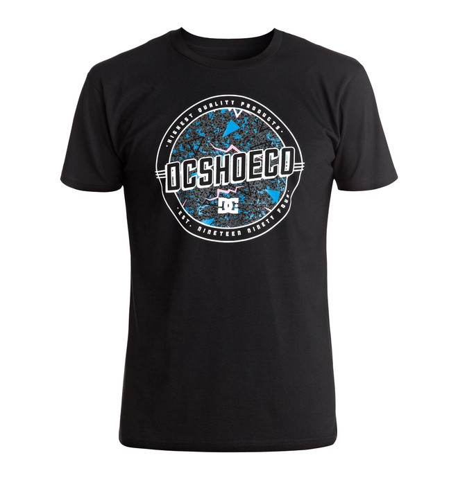 0 Men's DC Bay Tee  ADYZT04021 DC Shoes