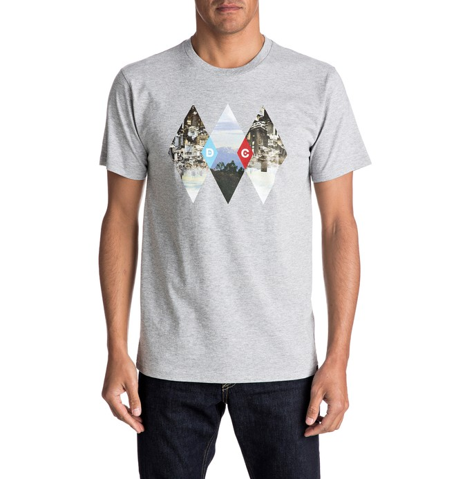 0 Men's Breathe Tee  ADYZT04062 DC Shoes