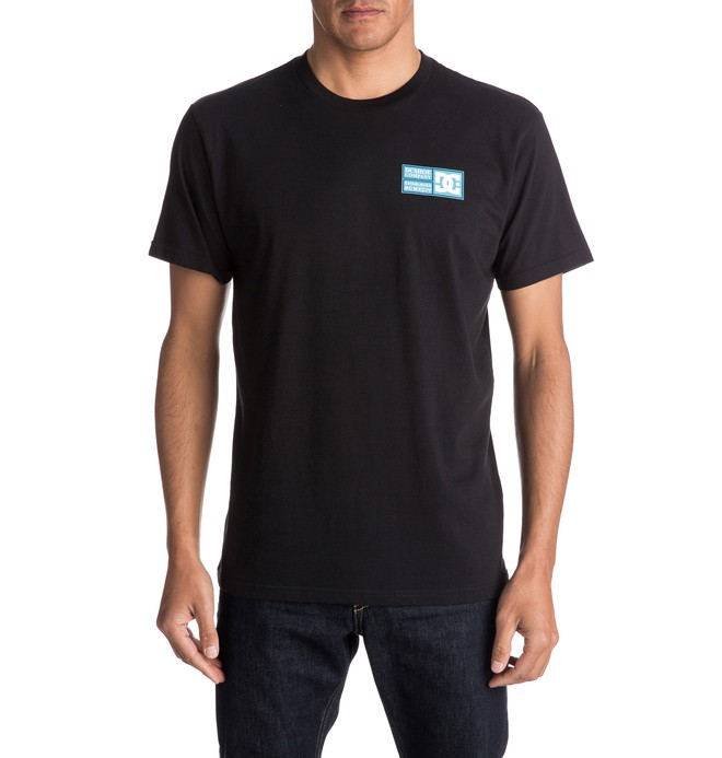 0 Men's Global 94 Tee  ADYZT04066 DC Shoes
