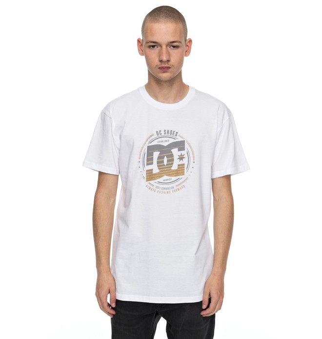 0 Heraldry Tee  ADYZT04124 DC Shoes