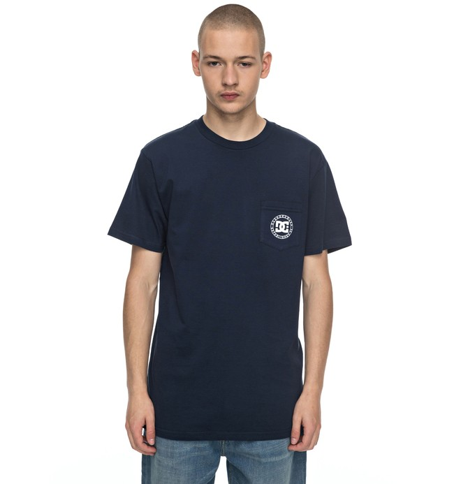 0 WHEEL OF STEELO POCKET SS  ADYZT04125 DC Shoes
