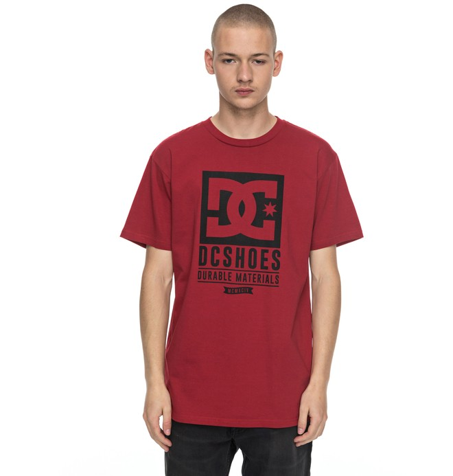 0 KEEP ROLLING SS  ADYZT04126 DC Shoes
