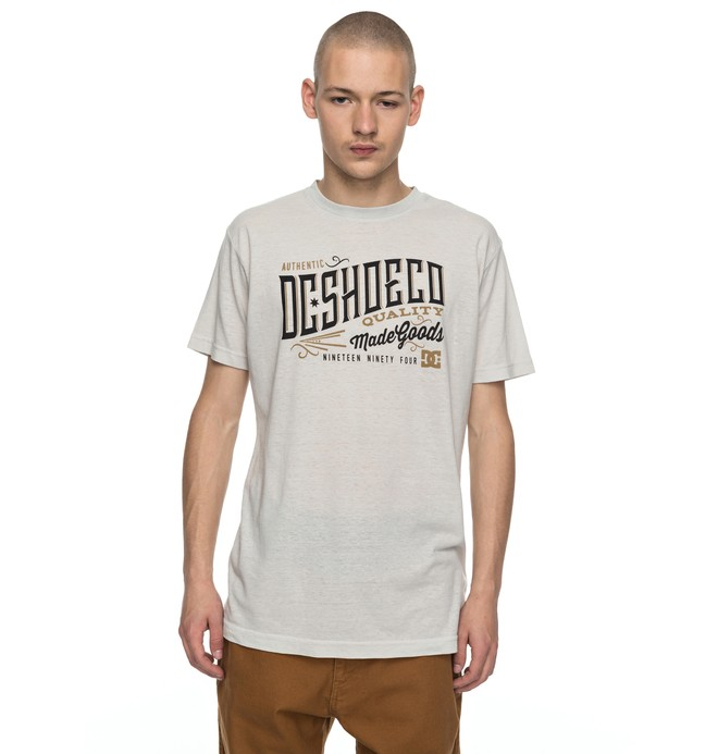 0 Men's Corporation Tee  ADYZT04143 DC Shoes