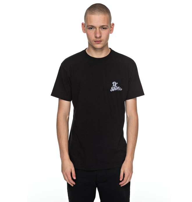 0 Men's Situation Tee  ADYZT04144 DC Shoes