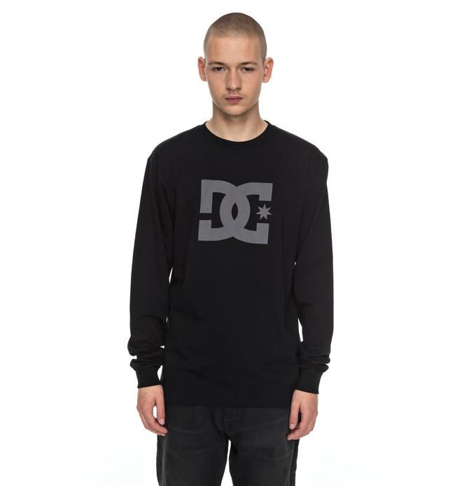 0 Star Long Sleeve Tee  ADYZT04149 DC Shoes