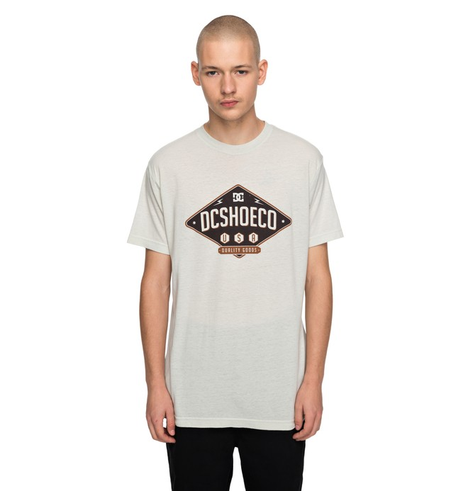 0 Men's Crafted Tee  ADYZT04160 DC Shoes