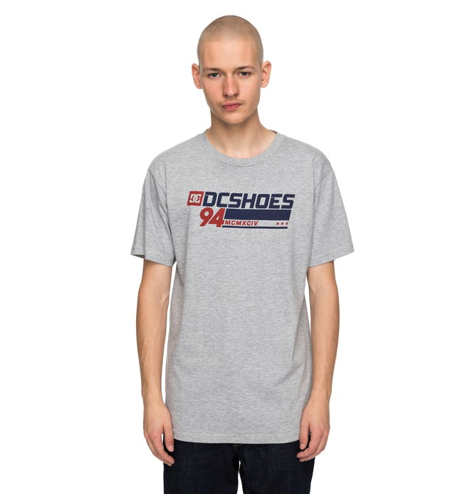 0 Men's Trainer Tee  ADYZT04164 DC Shoes