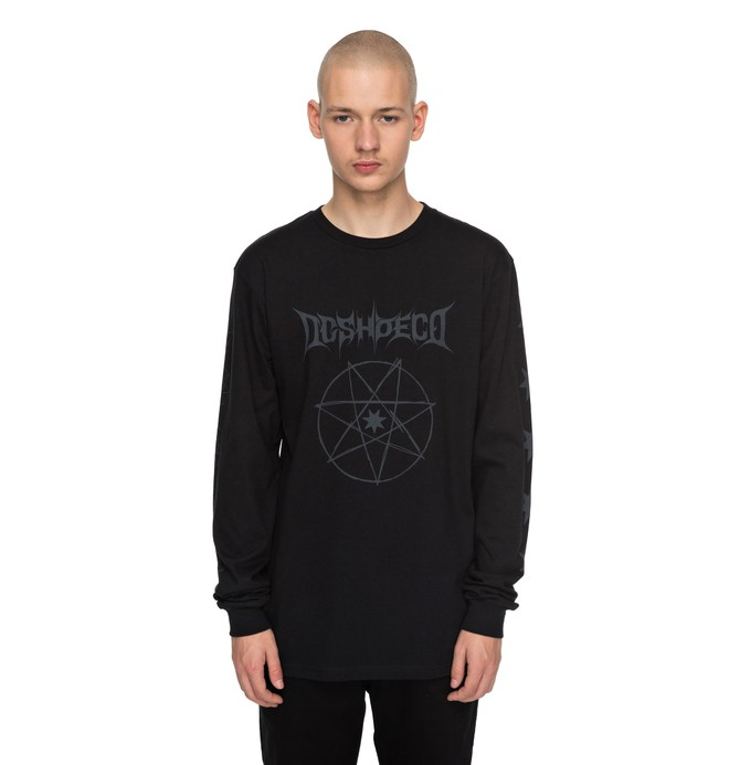 0 Pentastar Long Sleeve Tee  ADYZT04171 DC Shoes