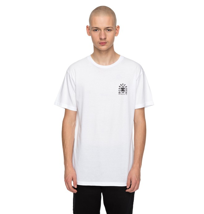 0 Bended Tee  ADYZT04205 DC Shoes