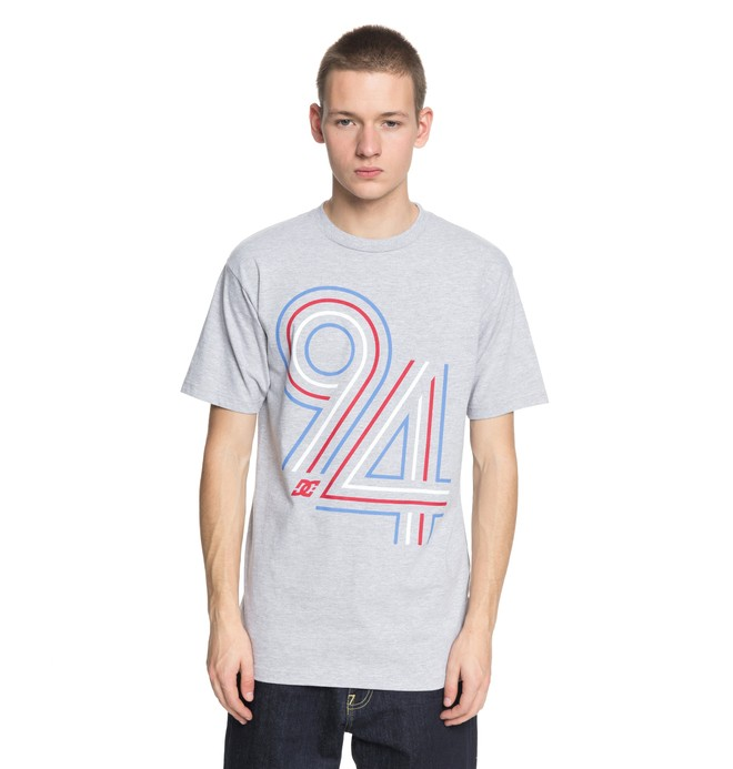 0 Cycle Lines Tee Black ADYZT04219 DC Shoes