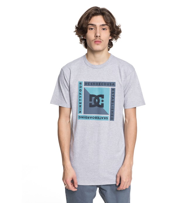 0 Men's Arkana Tee  ADYZT04222 DC Shoes